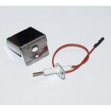 Electrode + fixation