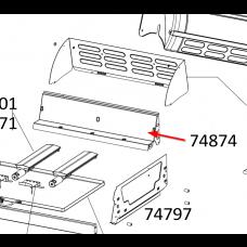 Cuve partie arrière 74874