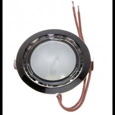 Lampe halogène avec cache ampoule