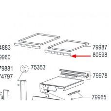 1 x Poignée de tiroir 80598