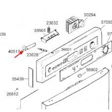 Interrupteur M/A + support (repère 40517)