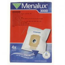 4 sacs aspirateur Menalux 3000