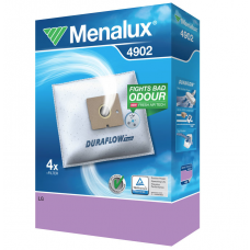 4 sacs aspirateur Menalux 4902