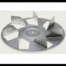 Hélice de ventilateur chaleur tournante