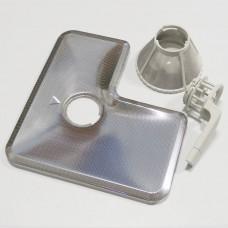 Kit microfiltre et tamis pour lave vaisselle