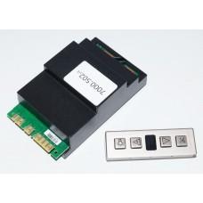Kit clavier + platine de puissance Novy 990022