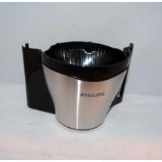 Porte filtre cafetiere (sans anti-goutte)