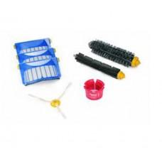 Kit de remplacement brosses et filtres