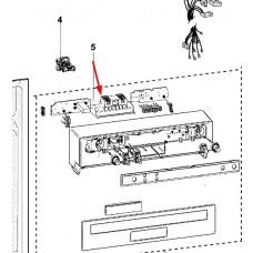 Fermeture de porte (repère 5)