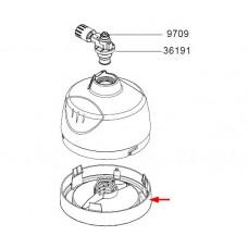Socle + ressort pour cartouche CV270