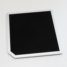 Filtre charbon + cadre alu 25.7cmX24.3cm