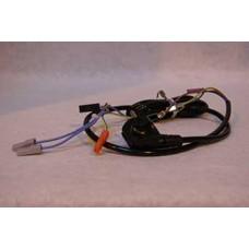 Cable d'alimentation noir