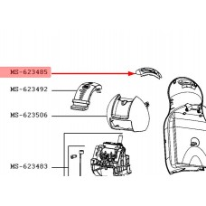 Guide/manette