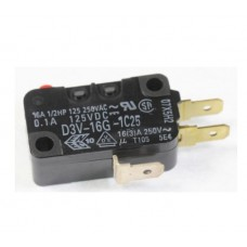 Microswitch D3V-16G-1C25