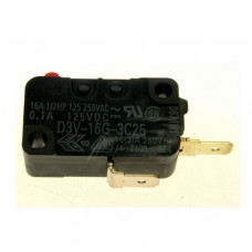 Microswitch D3V-16G-3C25