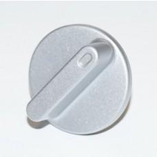 Bouton de minuterie gris