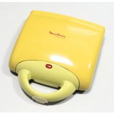 Coque supérieure de gaufrier jaune