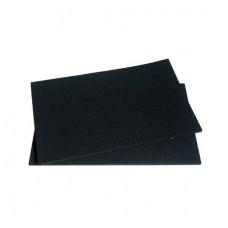2 Filtres charbons 21.5cm X 15cm