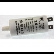 Condensateur 2.5µF 450V