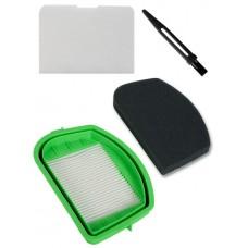 Kit de filtration ZR005701 pour aspirateur Moulinex