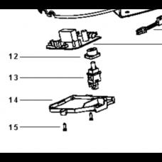 Interrupteur marche/arrêt (repère 13)