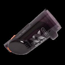 Bac à poussière violet