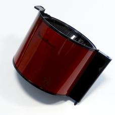 Porte-filtre avec clapet pour cafetière