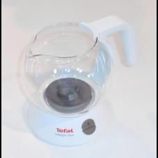 Verseuse en verre de théière Tefal