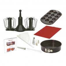 Kit accessoires à pâtisserie Moulinex Companion