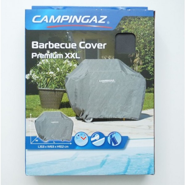 Housse barbecue premium xxl 5010001564 campingaz r f rence for Housse barbecue campingaz xl