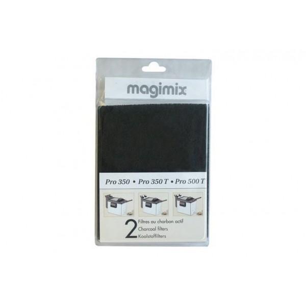 Filtres charbon actif Magimix 17027