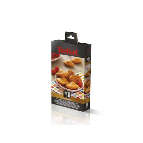 Jeu de 2 plaques mini-madeleines Tefal XA801512