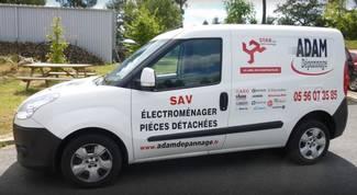 Adam dépannage - réparation électroménager à domicile