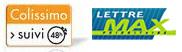 Lettre max logo